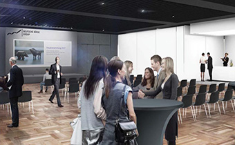 Rendering Conference Center 2019