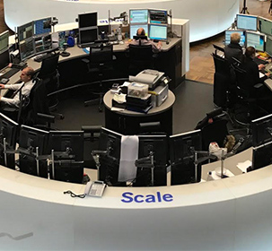 Scale-Marktbericht: Börsenbeben belastet kaum