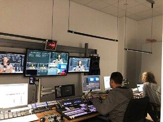 ZDF Raum Ausbau